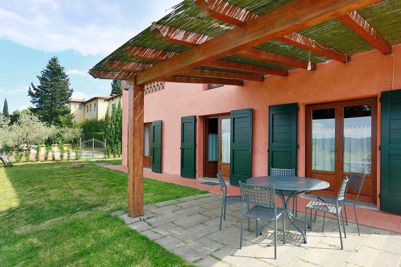 Villa Montegufoni (Barn 1) - Image 1 - Montagnana Val di Pesa - rentals