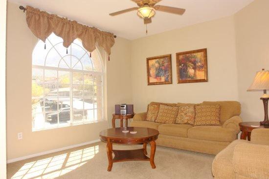 Living room - Boulder Canyon 9206 - Tucson - rentals