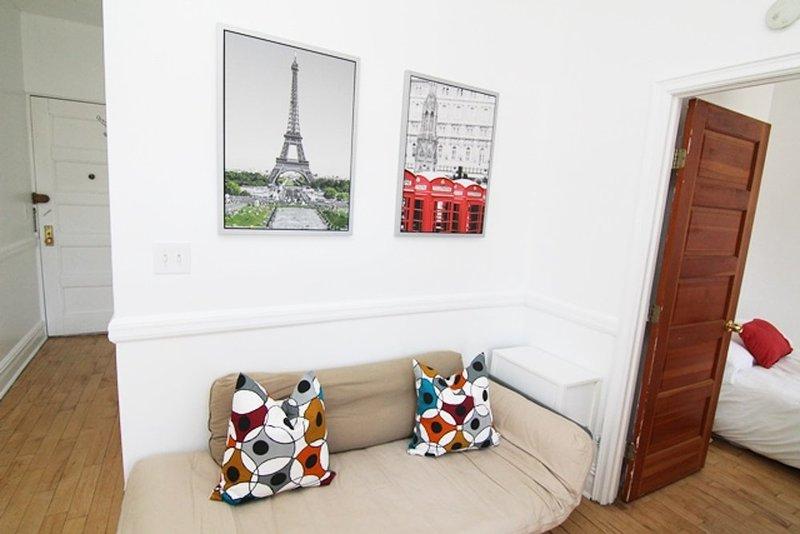 BEAUTIFUL, NEWLY RENOVATED AND ELEGANT 1 BEDROOM, 1 BATHROOM APARTMENT - Image 1 - New York City - rentals