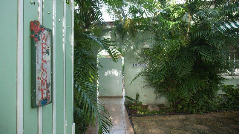 3 Min. Walk to Beach-Center San Juan-Quiet Villa - Image 1 - Miramar - rentals