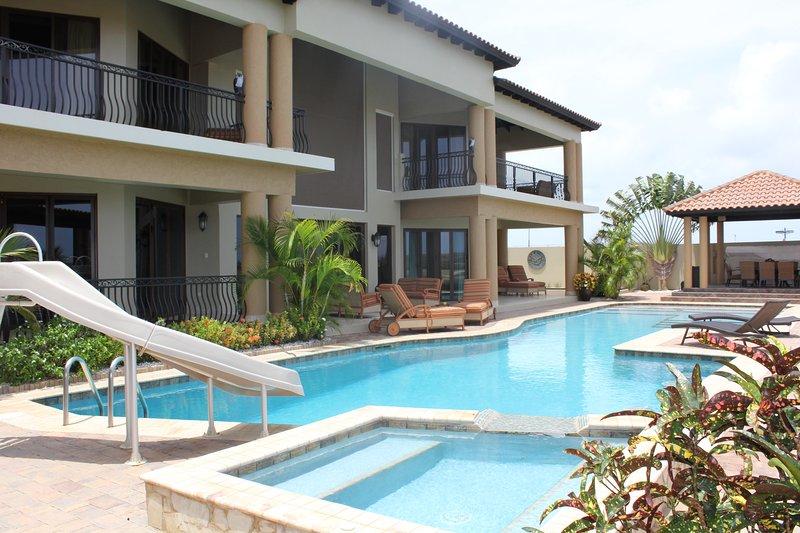 Luxury Ocean View Villa - ID:128 - Image 1 - Aruba - rentals