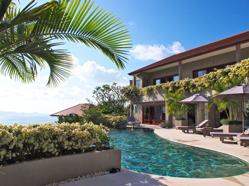 Samui Island Villas - Villa 79 (3 Bedroom Option) - Image 1 - Choeng Mon - rentals