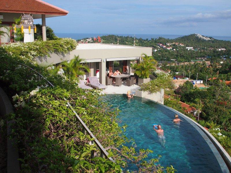 Samui Island Villas - Villa 79 (4 Bedroom Option) - Image 1 - Choeng Mon - rentals
