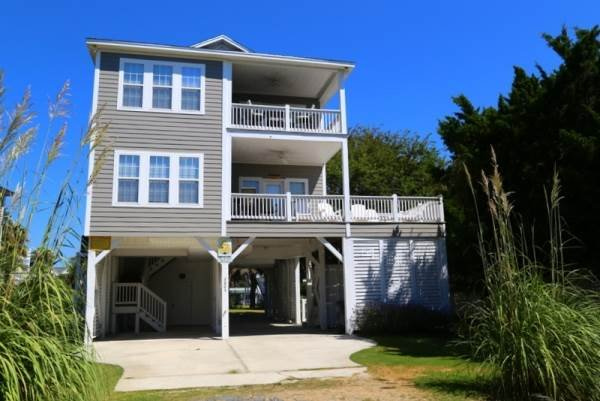 "2803 Arc St - ""Miss ""B"" Haven"" - Image 1 - Edisto Beach - rentals"