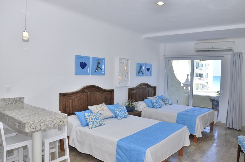 Super Apart in The best  beach - Image 1 - Cancun - rentals
