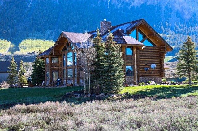 Shangri-La Luxury Log Home , Crested Butte, Co.  5 - Image 1 - Crested Butte - rentals