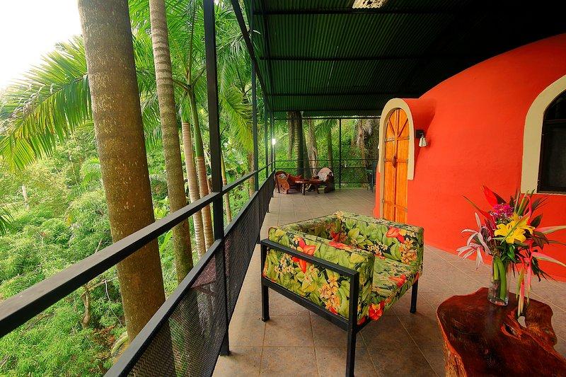 Tree Top Dome Honeymoon Suite - Image 1 - Quepos - rentals