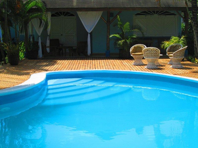 Stunning two bedroom bungalow  - El Nido de Las Ballenas Bungalow - Las Terrenas - rentals