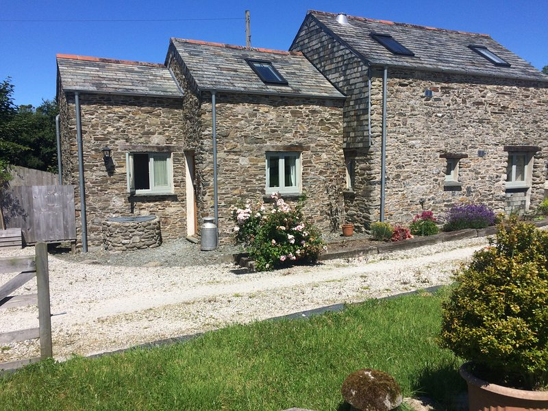 Old Jacksons Barn - Image 1 - Camelford - rentals