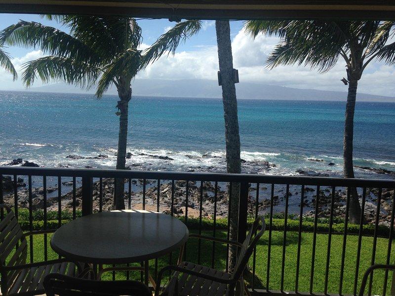 Paradise found. - Hear the waves! - Napili-Honokowai - rentals