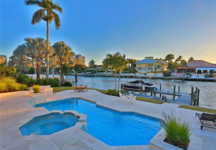 KonTiki 4 BR Canal pool home right on St. Armand's - Image 1 - Sarasota - rentals