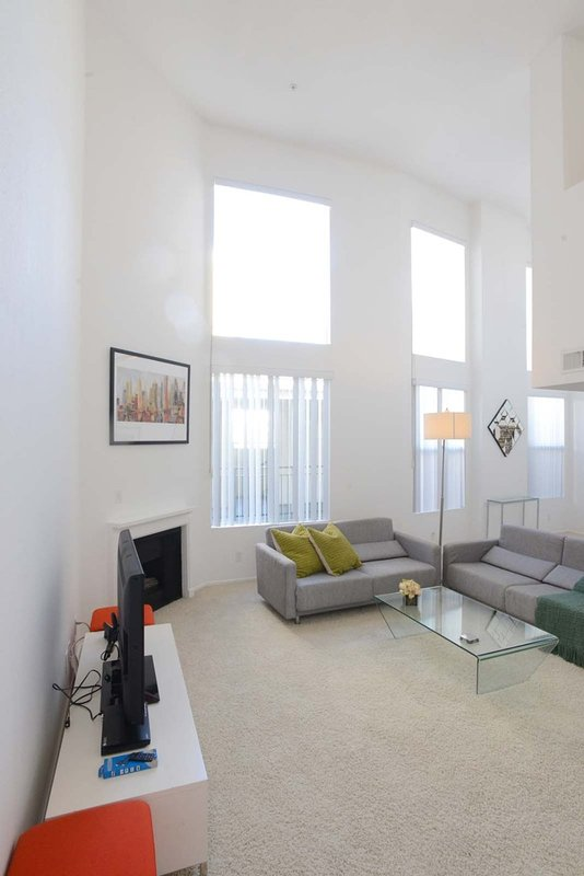 Furnished 1-Bedroom Apartment at W 6th St & Hauser Blvd Los Angeles - Image 1 - Los Angeles - rentals