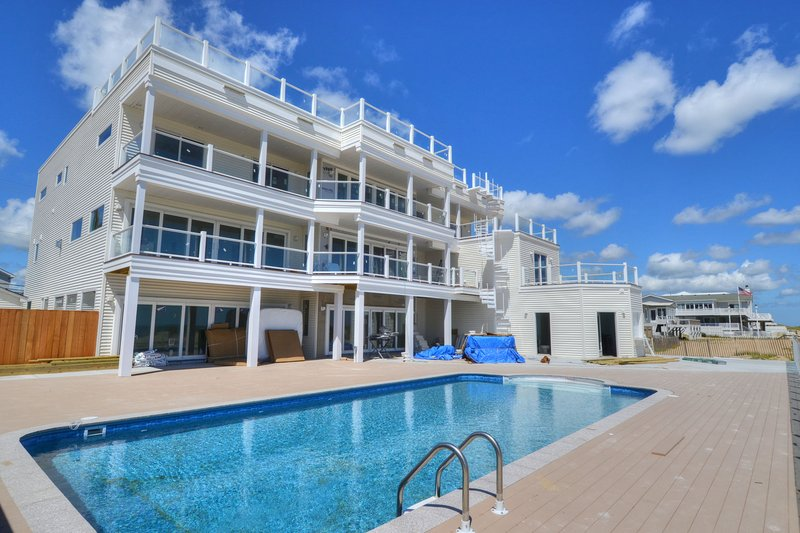 NEW* OCEANFRONT-14 Bdrm w/ Elev, Out Indoor POOLS! - Image 1 - Virginia Beach - rentals