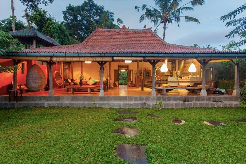 Main House - Ganesha - Hati Suci: A Sanctuary of rustic Luxury - Ubud - rentals