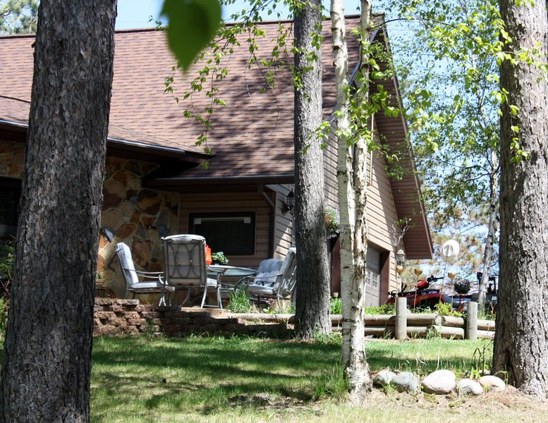 BED AND BOAT AND WOW A TREE HOUSE! - Image 1 - Squaw Lake - rentals