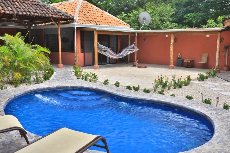 Pool Area - 2 bedrooms, Beach House Guanacaste, Casa Acacia - Playa Potrero - rentals