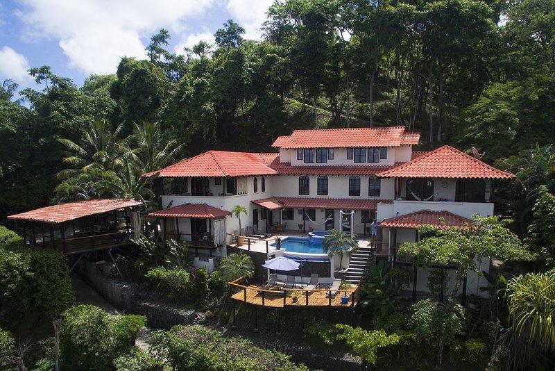 Sprawling Ocean View Villa - Image 1 - Playa Zancudo - rentals