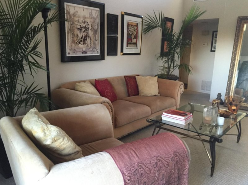 Furnished 2-Bedroom Condo at Portola Ave & Magnesia Falls Dr Palm Desert - Image 1 - Palm Desert - rentals
