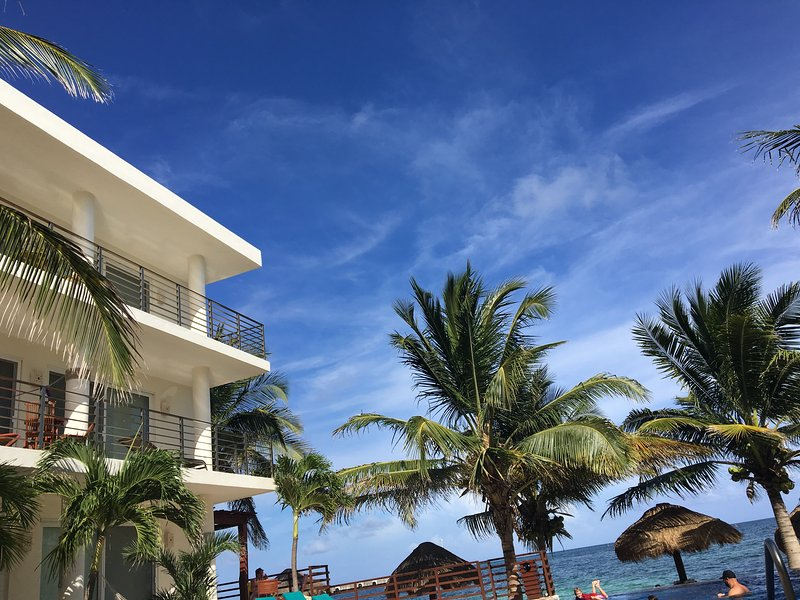 Luxurious Beachfront Condo on the Riviera Maya - Image 1 - Puerto Morelos - rentals