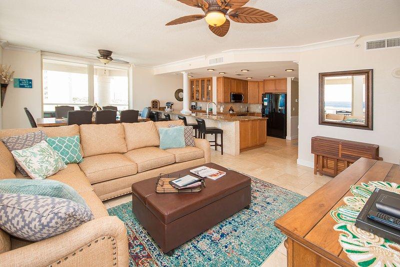 Beach Club #406 - Image 1 - Pensacola Beach - rentals