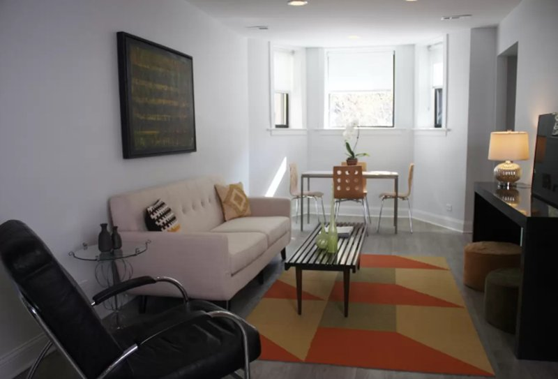 Furnished 2-Bedroom Apartment at N Orchard St & W Briar Pl Chicago - Image 1 - Chicago - rentals