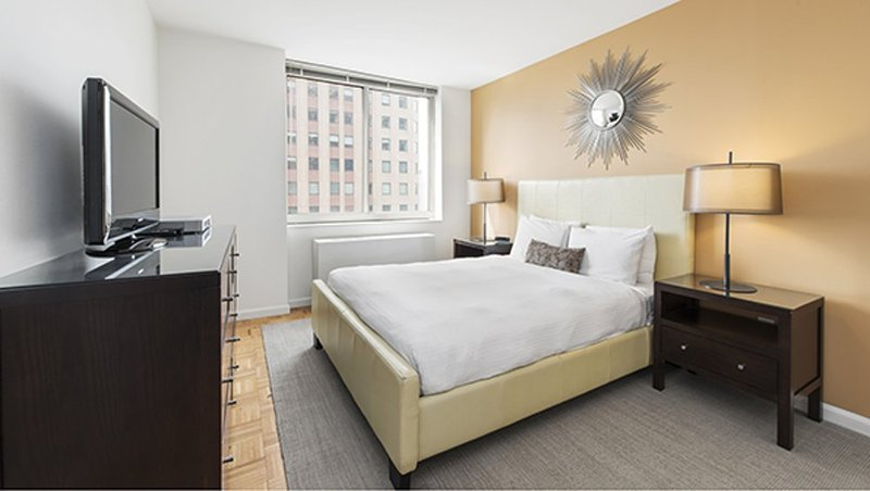 Furnished 1-Bedroom Apartment at Broadway & W 51st St New York - Image 1 - New York City - rentals