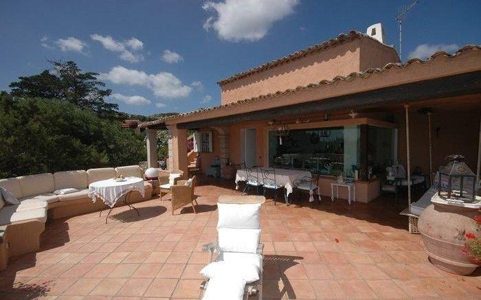 Delightful Villa in Sardinia with Furnished Terrace and Pool - Villa Raphael - Image 1 - Porto Rafael - rentals