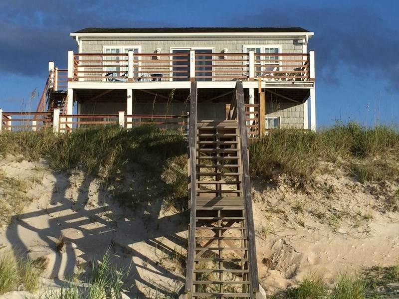 OPEN SEA-SUN - Image 1 - Topsail Beach - rentals