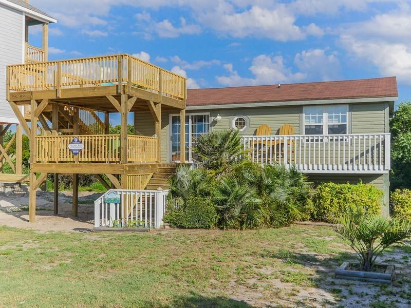 IN GOOD SANDS - Image 1 - North Topsail Beach - rentals