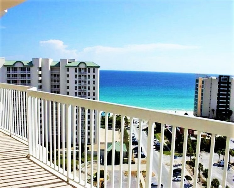 St. Lucia Penthouse 5 Gulf Views! BEACH FRONT RESORT! - Image 1 - Destin - rentals