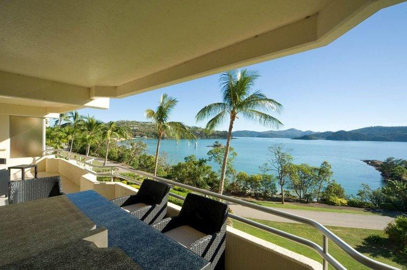 Balcony - Frangipani 107 - Hamilton Island - rentals