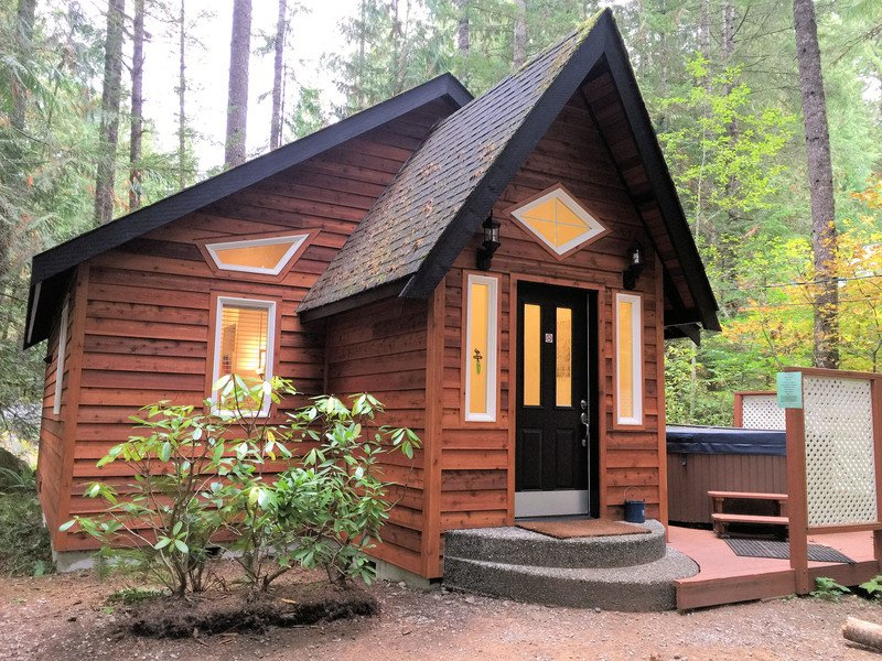 16GS - 16GS Pet Friendly Cabin with a Private Hot Tub and WiFi - Glacier - rentals