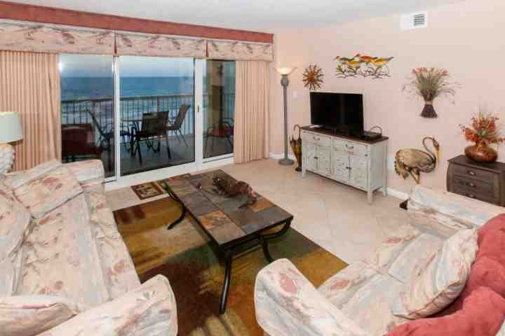 Adorable and cozy! This gulf front unit is the perfect spot for a peaceful retreat! - Driftwood Towers 5F - Gulf Shores - rentals