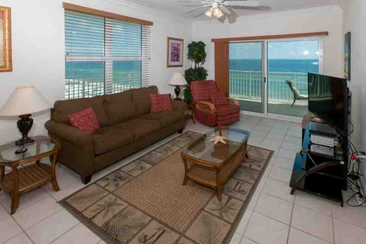 Amazing Gulf Front view with a wrap around balcony! - Crystal Shores 701 - Gulf Shores - rentals
