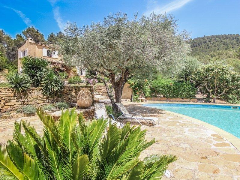 Ceyreste Golf of La Ciotat, Large villa 10p fantastic pool in huge pine forest - Image 1 - Ceyreste - rentals