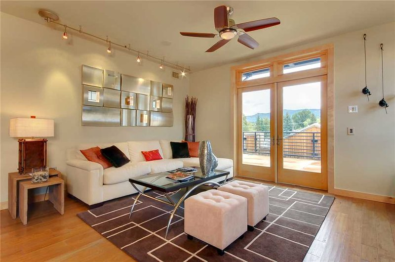 Alpenglow Condominiums - ALP3A - Image 1 - Steamboat Springs - rentals