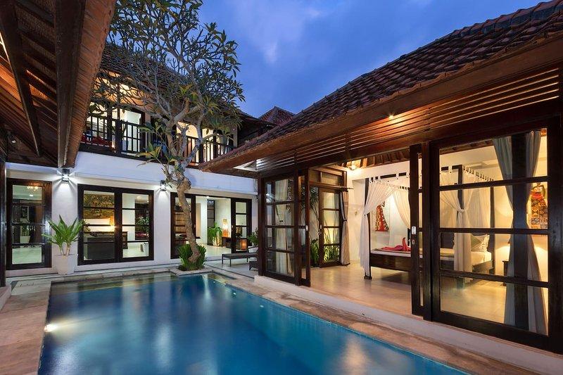 Pratiwi, 4BR Villa Close to Echo Beach, Canggu - Image 1 - Canggu - rentals