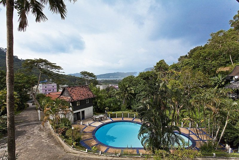 Stunning hillside pool villa at Patong - Image 1 - Karon Beach - rentals