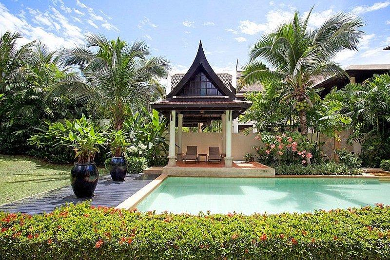 Stylish Layan Beach villa with pool - Image 1 - Bang Tao Beach - rentals