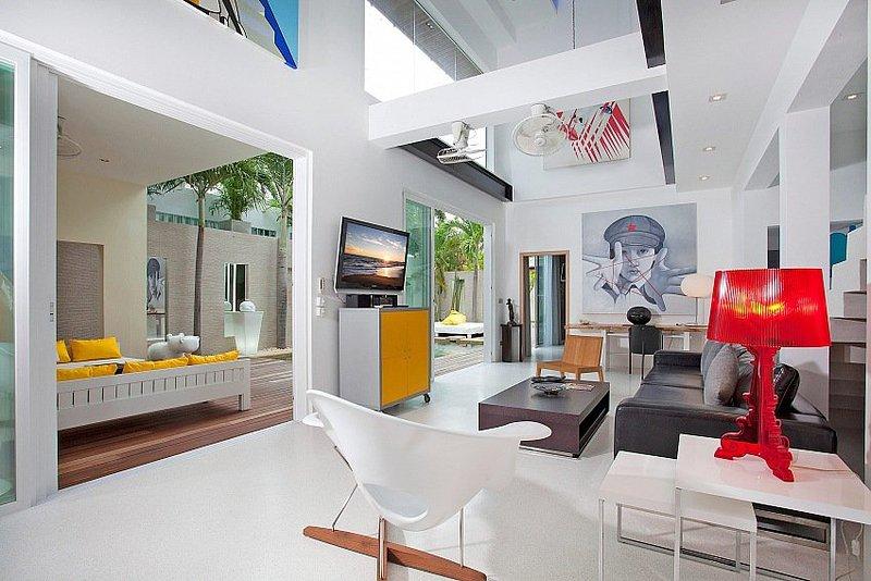 Ultra-modern 3 bed villa at Pratumnak - Image 1 - Pattaya - rentals