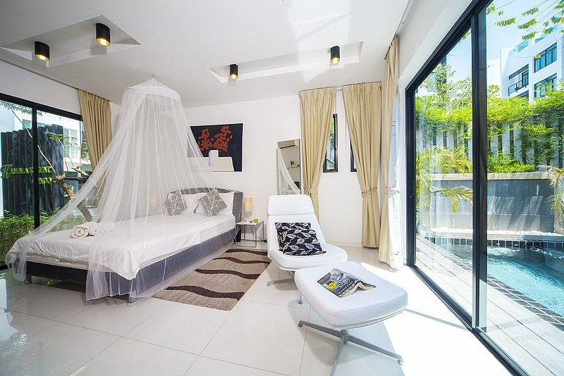Modern 3 bed villa near Kamala Beach - Image 1 - Kamala - rentals
