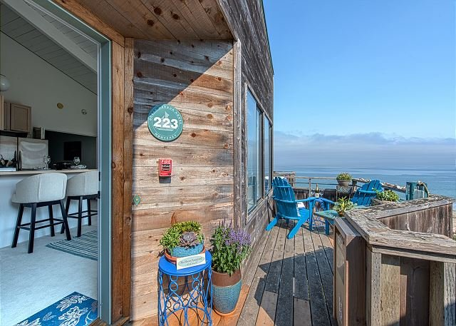 Welcome to Baylights by the Sea! The best oceanfront location on Monterey Bay! - 3731 Baylights by the Sea ~ Perched High Above the Ocean ~ Spectacular Views! - Monterey - rentals