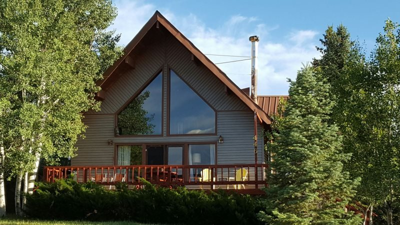 Peace in the Pines is a 3 bedroom vacation home in Pagosa Springs and is perfect for your vacation needs. - Image 1 - United States - rentals