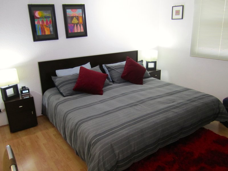 Comfortable Studio Near WTC & Condesa, Ideal 4 Couples - Image 1 - Mexico City - rentals
