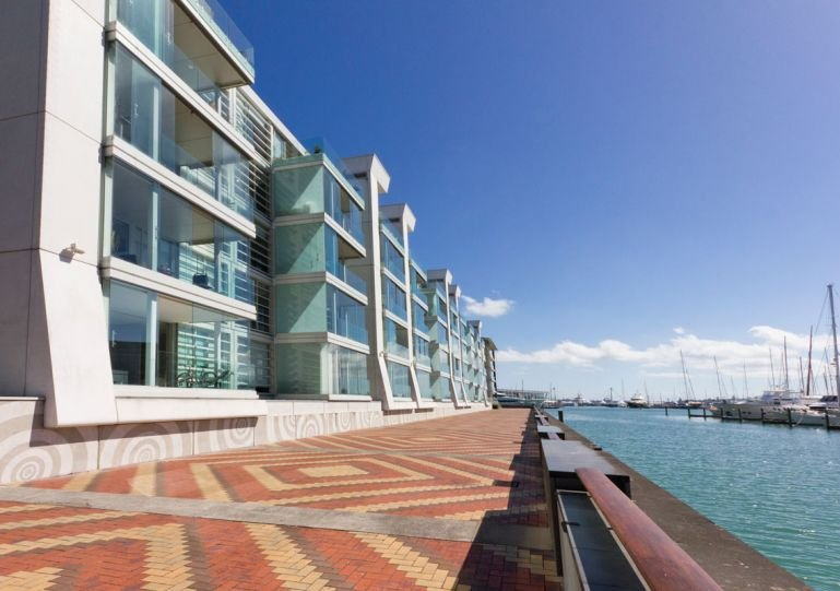 Apartment overlooking the yacht marina in the middle of the city - 2 Bedroom Auckland Viaduct Harbour Serviced Apartment - Auckland - rentals