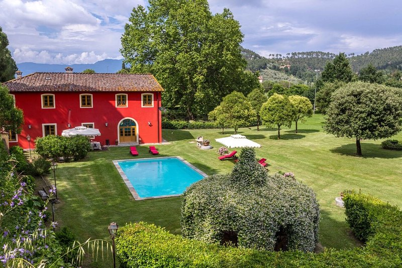 Lucca Estate - Villa Felice Luxury Villas in Vorno-Lucca - Rent luxury villas - Image 1 - Capannori - rentals