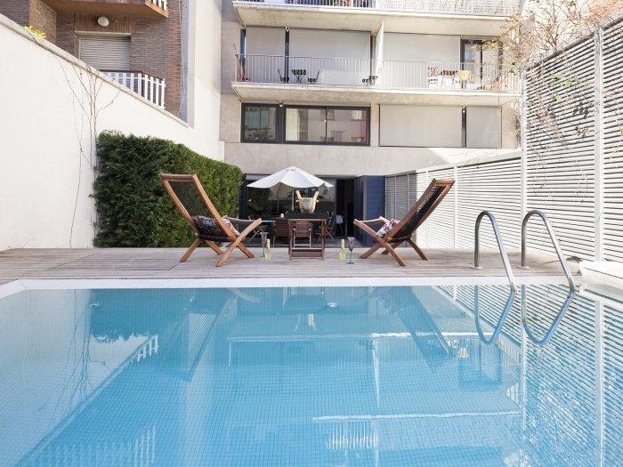 Summer Garden I - Image 1 - Barcelona - rentals
