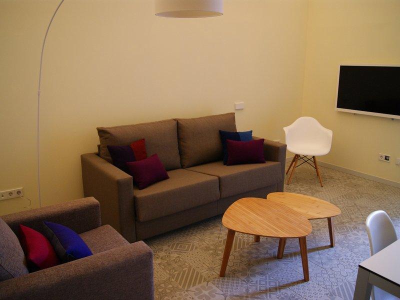 Pau Claris Terrace 2 - Image 1 - Barcelona - rentals