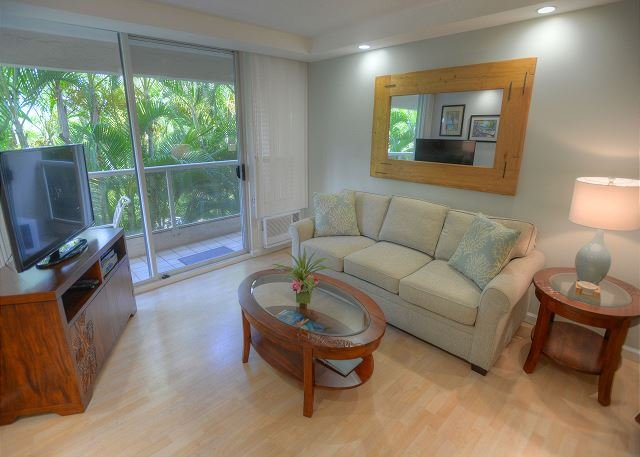 Beautiful South-Facing Maui Banyan 1-Bedroom Condo - Image 1 - Kihei - rentals