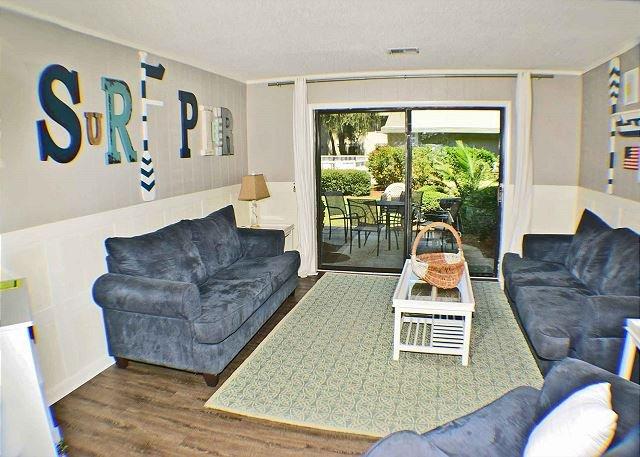 Surf Court 31 - Forest Beach Townhouse - Image 1 - Hilton Head - rentals